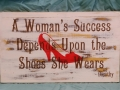 A Woman's Succes Depends