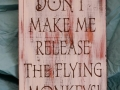 Dont Make me Release ..,