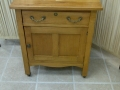 Antique Washstand Before