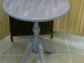 Drybrushed Beach Theme Table