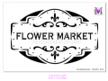 M0036_Flower Market with Border