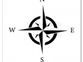 M0041_NWES Compass Rose