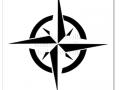 M0042_Compass Rose