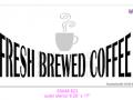 S0048_Fresh Brewed Coffee