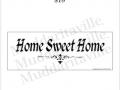 S0054_Home Sweet Home