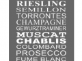 S0081_Pinot Blanc Sign