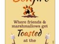 S0089_Bonfire Stencil