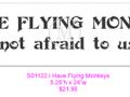 S0112_I Have Flying Monkeys . . .