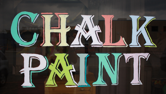 van Gogh chalk paint